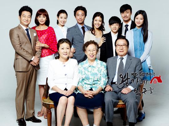 wangs family